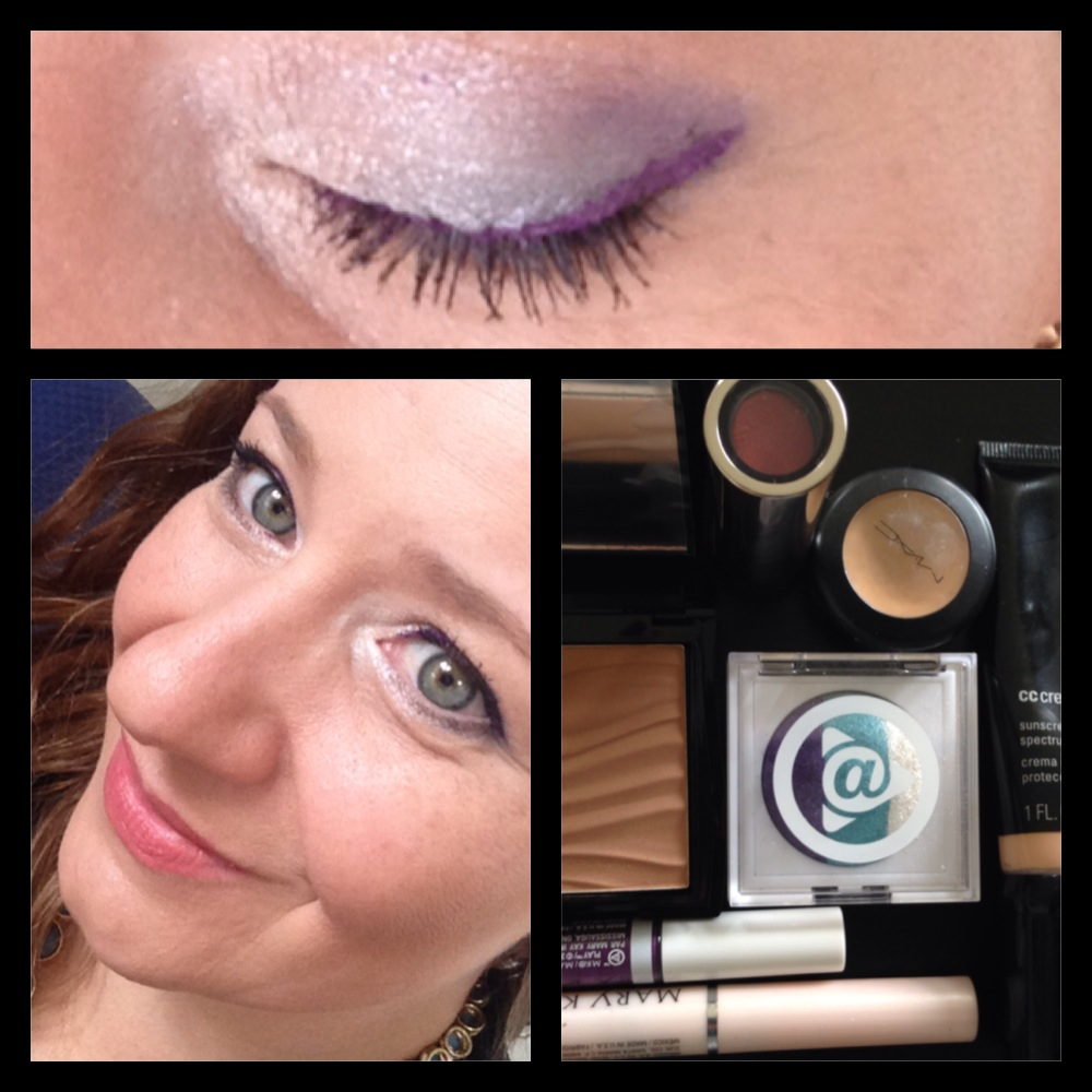 Look creado con productos Mary Kay