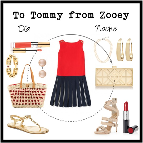 To Tommy from Zooey