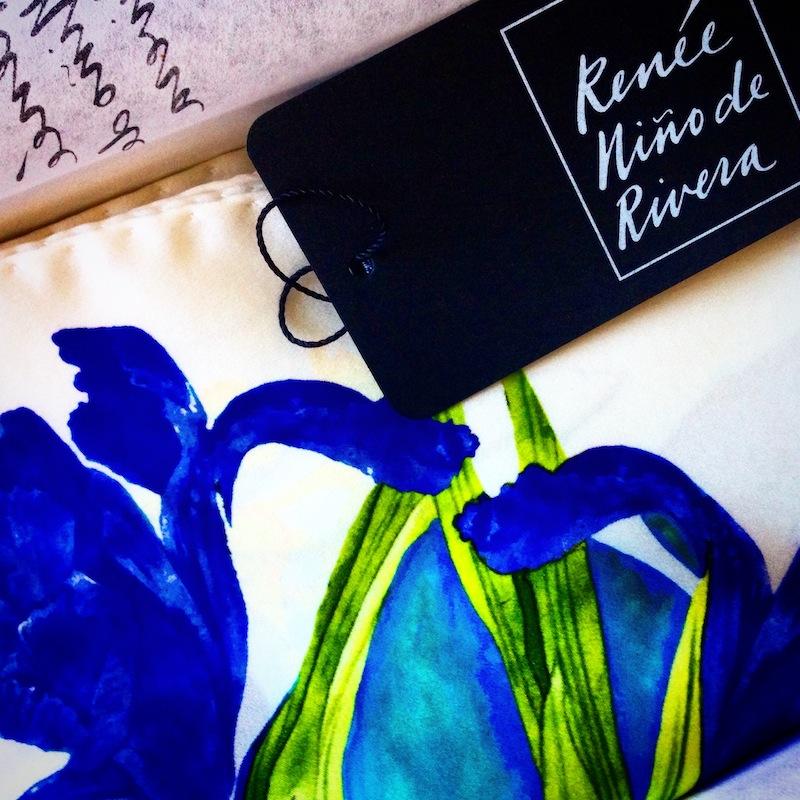 Mascada de Renee Niño de Rivera