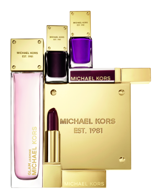 MK glam collection violetas