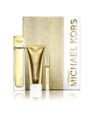 Michael Kors Sexy Amber 3 piece set