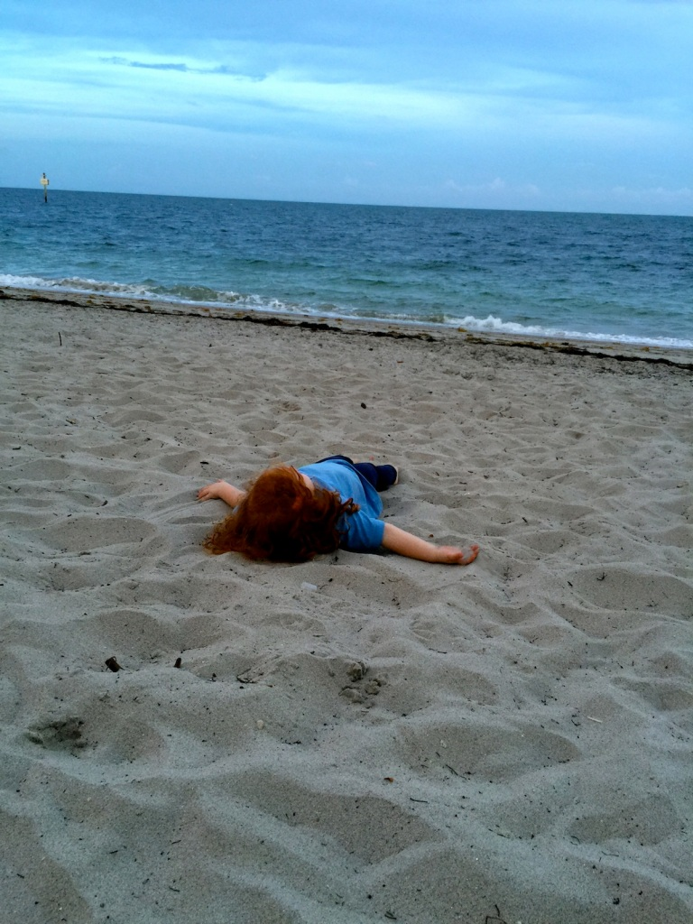 De vuelta a la playa