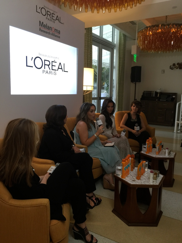 #Itsthatworthit de L'Oreal y Melanoma Research Alliance